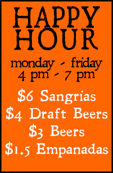 Happy Hours Puerto Viejo