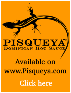 Pisqueya | Dominican Hot Sauce